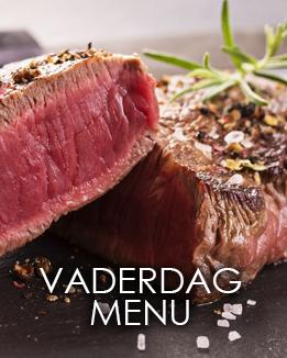 Vaderdagmenu restaurant Viersprong
